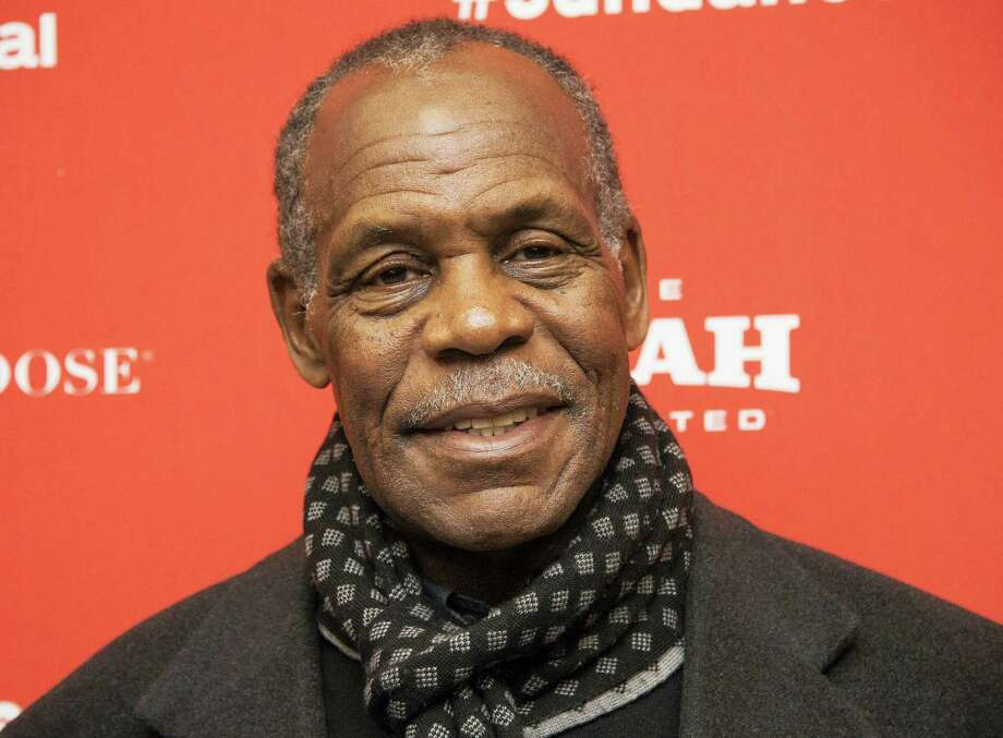 """In this Jan. 25, 2016 photo, actor Danny Glover poses at the premiere of """"Complete Unknown"""" during the 2016 Sundance Film Festival in Park City, Utah. Glover will receive a human rights award at a historic site in the Adirondacks honoring abolitionist John Brown on May 7, 2016. Photo: Photo By Arthur Mola/Invision/AP, File  / Invision"""