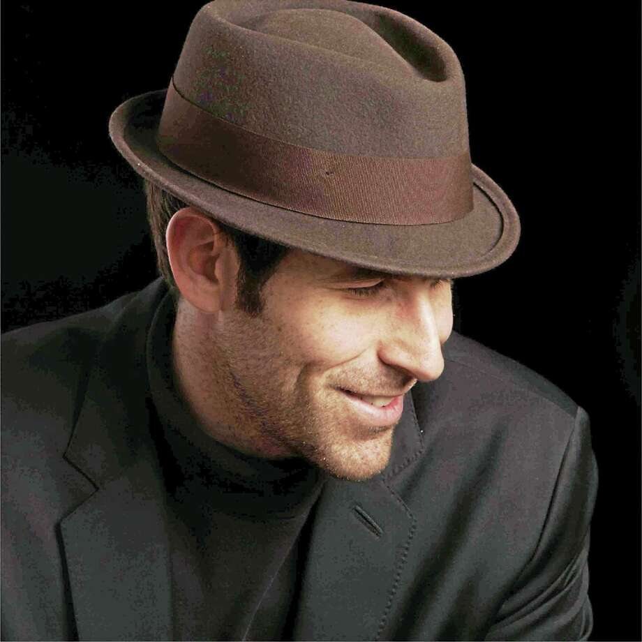 Marcus Goldhaber will salute Sinatra in Milford. Photo: Contributed