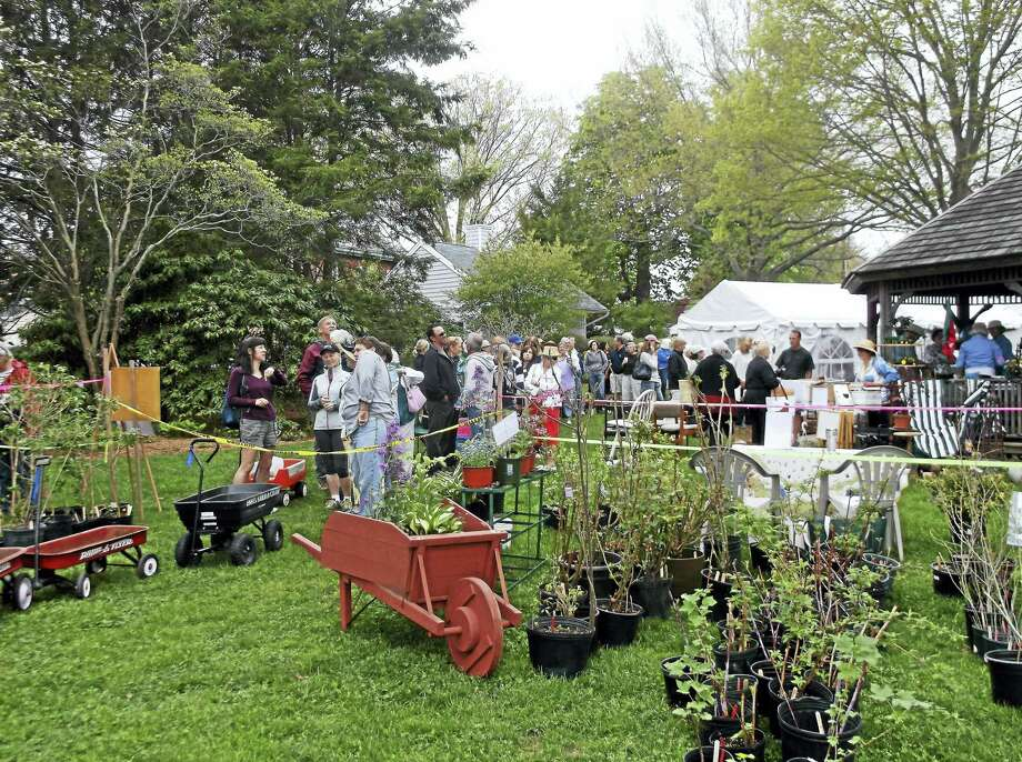 Contributed photosThe Essex Garden Club will hold its May Market on Saturday, May 7. Photo: Journal Register Co.