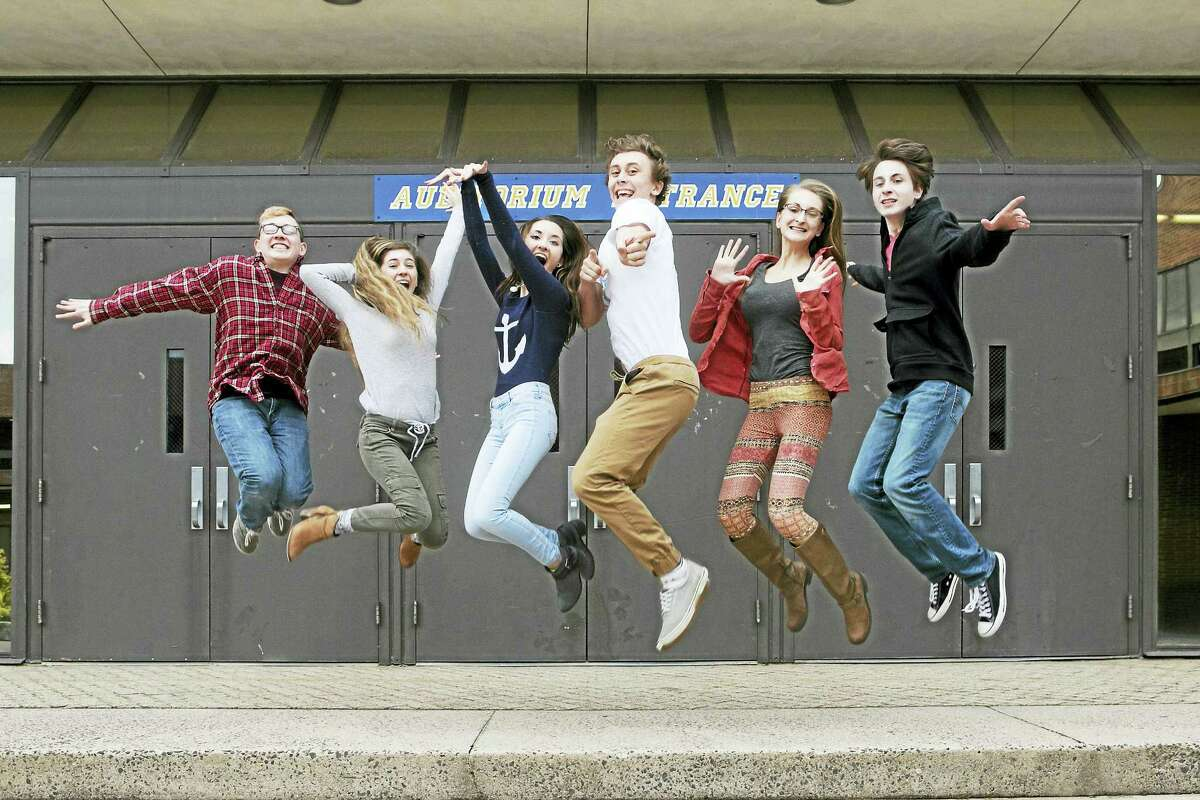 """Contributed photo Haddam Killingworth High School students' spring musical is """"Disney's High School Musical."""""""