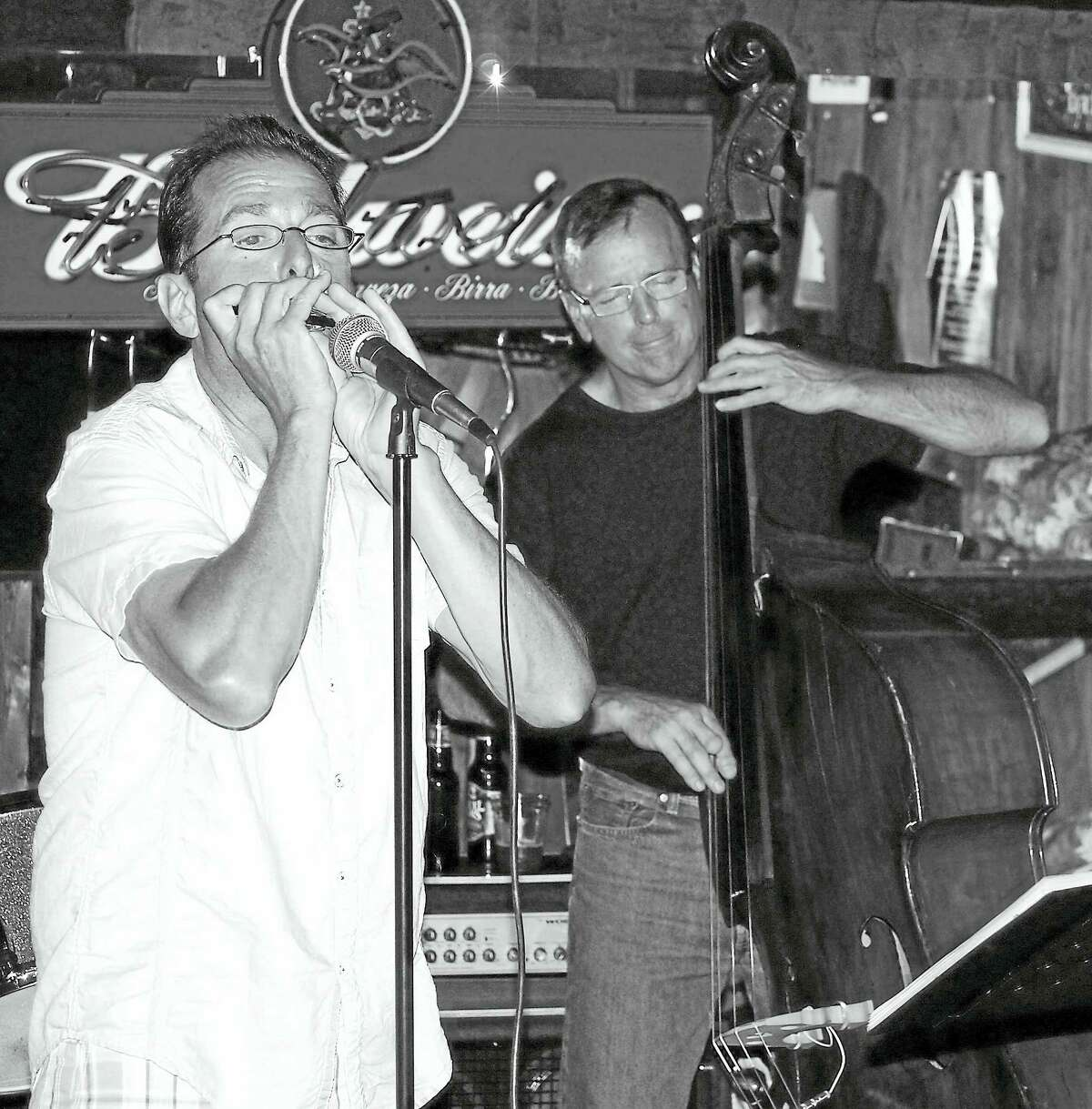 Jr. Krauss & The Shakes will perform Saturday night at the Blues Blizzard.