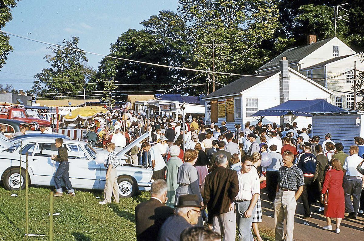 """A new documentary, """"Durham Fair 100 Years and Counting,"""" was filmed by Coginchaug Regional High School students for the event's centennial."""