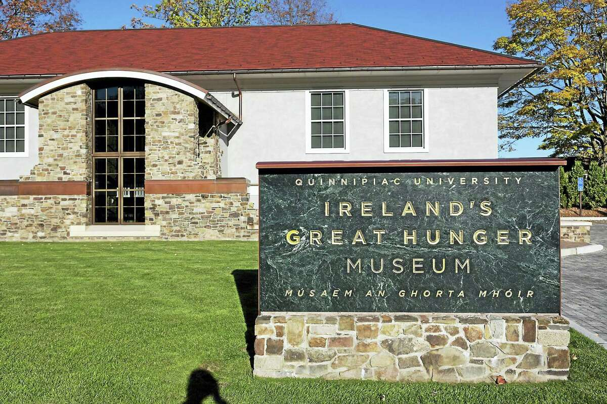 Ireland's Great Hunger Museum at Quinnipiac University, 3011 Whitney Ave., will be closed for renovations.