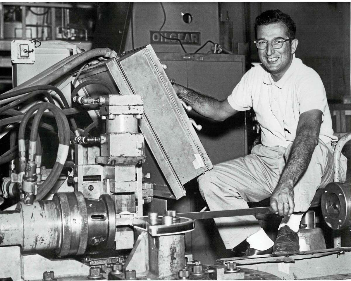 The New Britain Industrial Museum at 185 Main Street in New Britain, CT will be exhibiting the Industrial Folk Art of Abraham Megerdichian from September 6, 2016 through January 31, 2017. Abraham Megerdichian (1923-1983) was a trained machinist living and working in Massachusetts. Beginning in his 30s Abraham began machining his interpretations of everyday objects from scrap blocks of aluminum, brass, copper and stainless steel. Check the Museum's website, www.nbindustrial.org or Facebook page for additional upcoming events. Contact museum Director Karen Hudkins at newbritainim@gmail.com for any additional information.