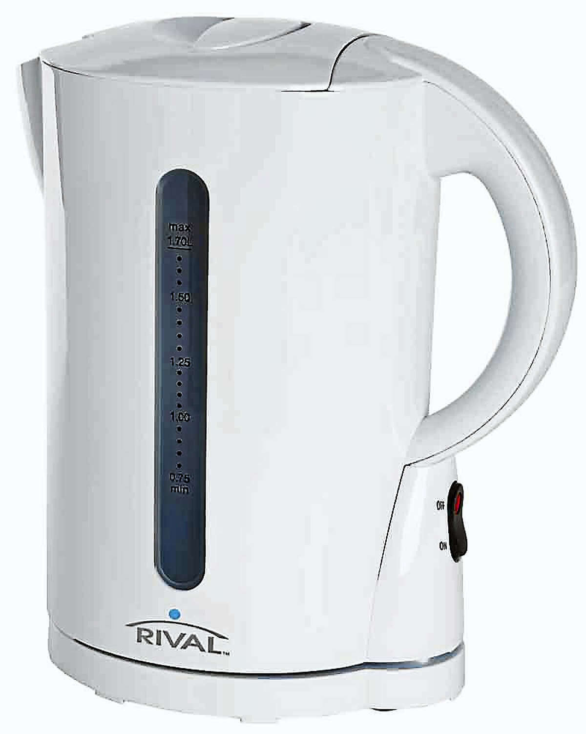 Walmart is recalling some 1.2 million Rival brand electrical kettles after dozens of reports of shock and burn incidents across the U.S.