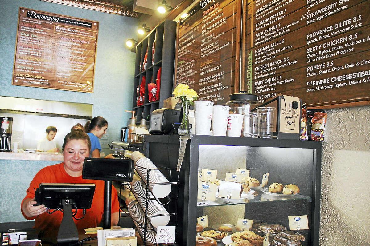 Perk-on-Main opened its doors downtown last week.