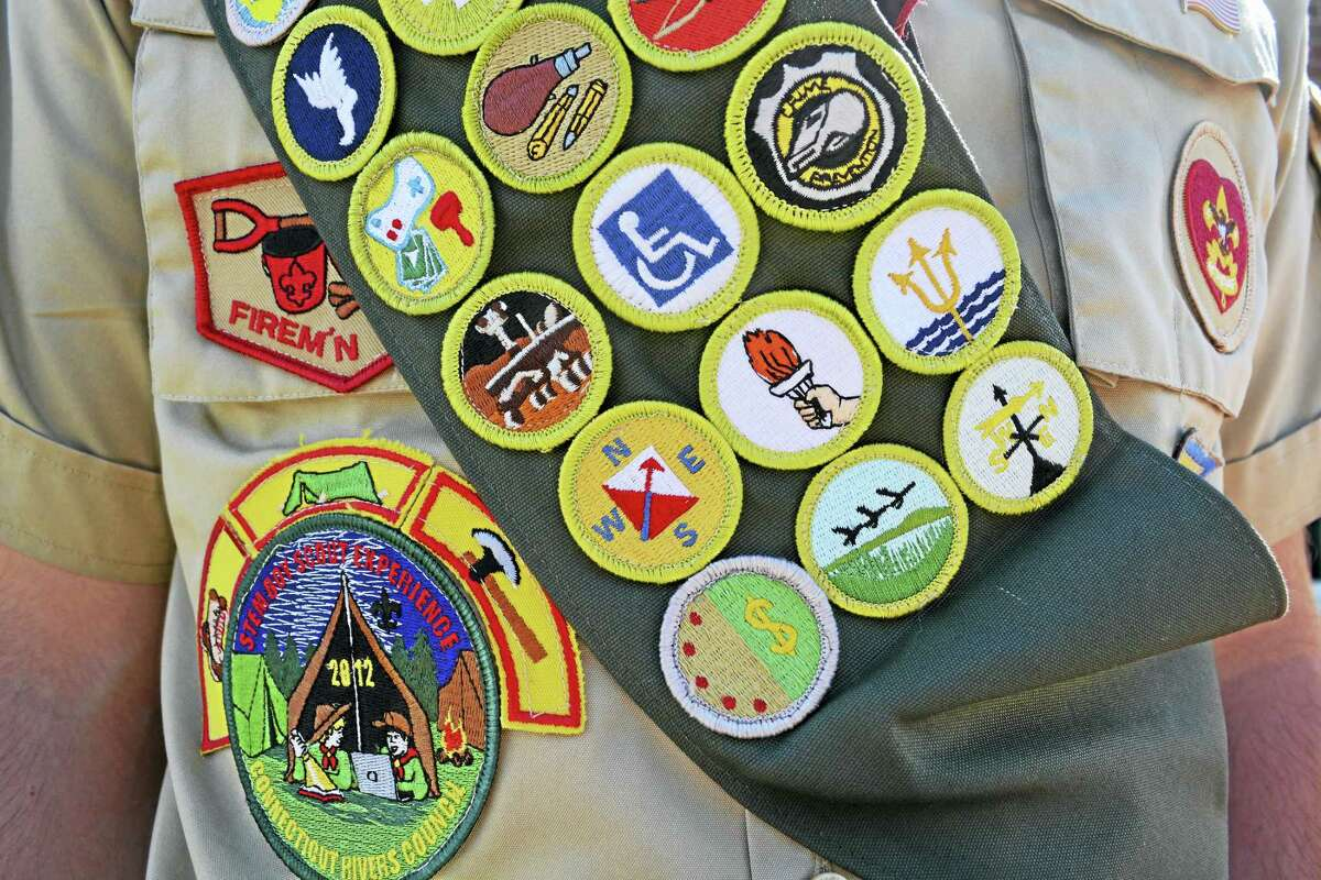 Scouts must earn 21 merit badges and submit their completed Eagle Scout project before their 18th birthday in order to be considered for the designation that only between 2 and 6 percent of scouts achieve.