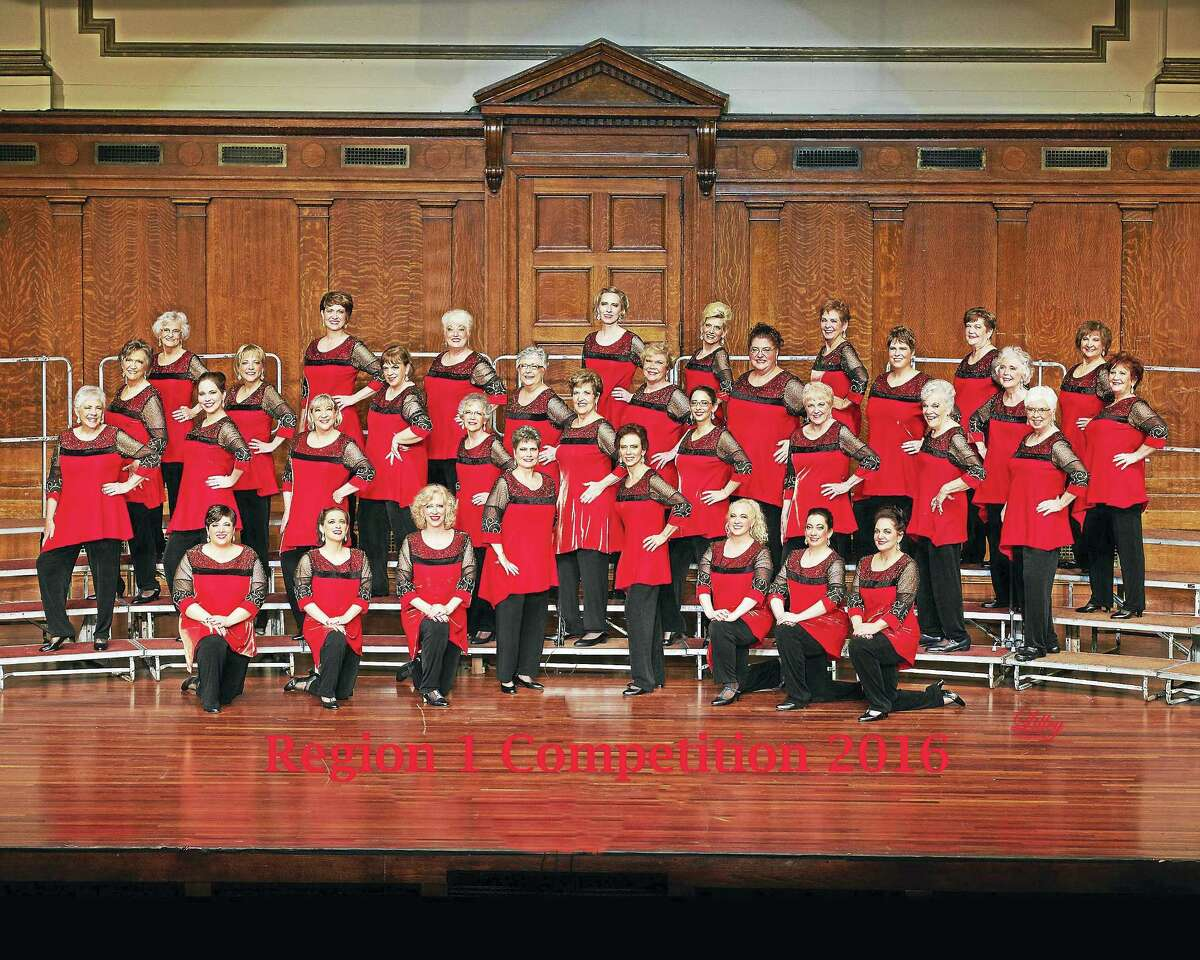 Contributed photoThe Sound of New England Chorus is preparing for a cabaret concert Oct. 1; tickets are now available.