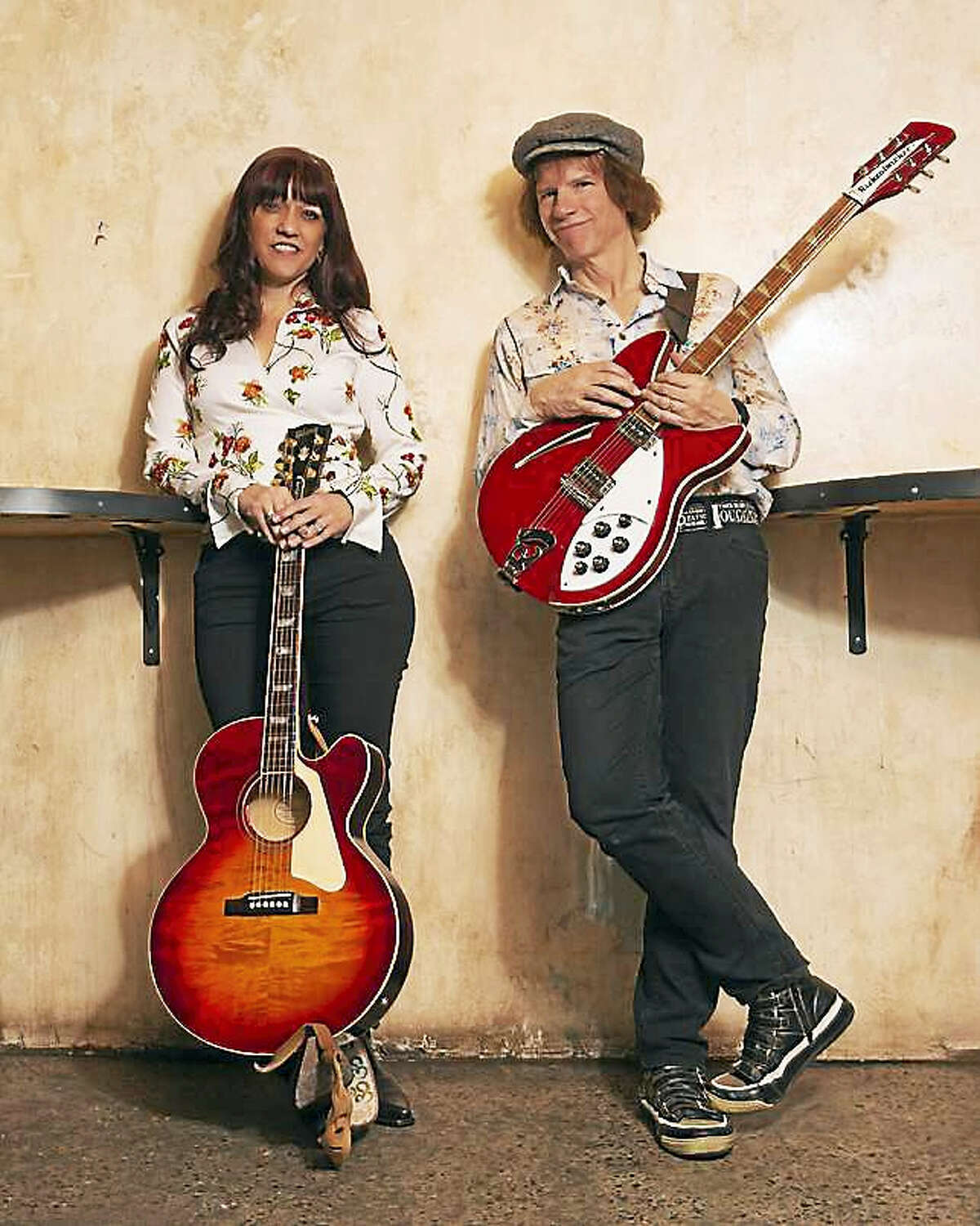 Photo by Kim NicholaisThe Kennedys bring their individual folk sound to the Buttonwood Tree on Saturday, March 26.