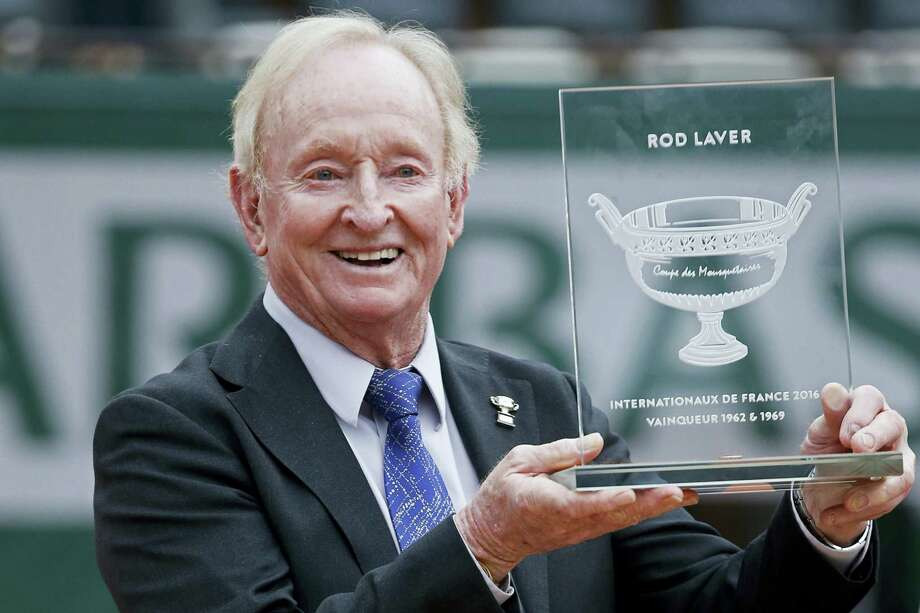 Former Australian tennis champion Rod Laver is the last man to win a calendar-year Grand Slam. Photo: The Associated Press File Photo  / Copyright 2016 The Associated Press. All rights reserved. This material may not be published, broadcast, rewritten or redistribu