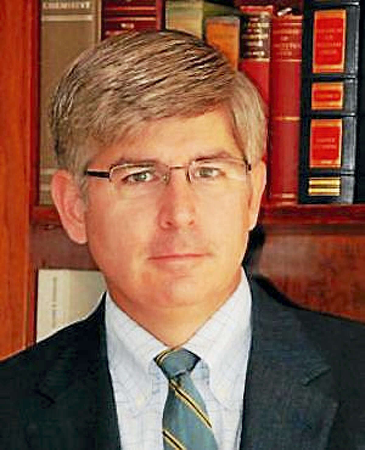 Dr. James Gill, Connecticut's chief medical examiner
