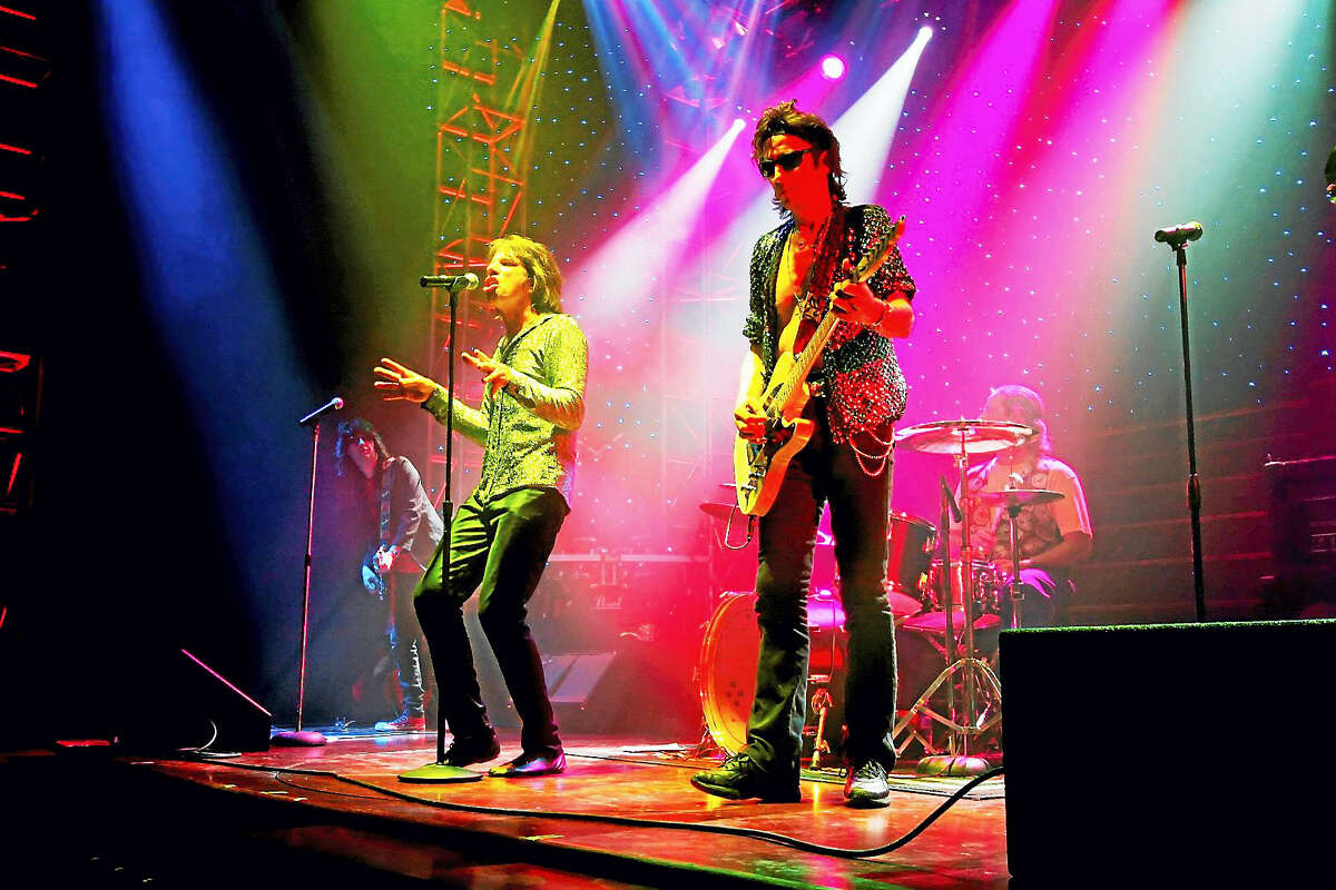 Contributed photoSatisfaction brings the Rolling Stones to life at the Palace Theater in Waterbury.