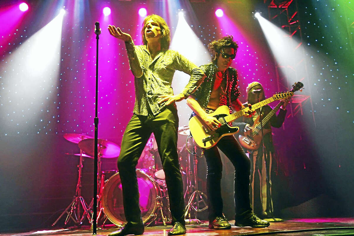 Contributed photoSatisfaction, a Rolling Stones tribute band, is coming to the Palace Theater in March.