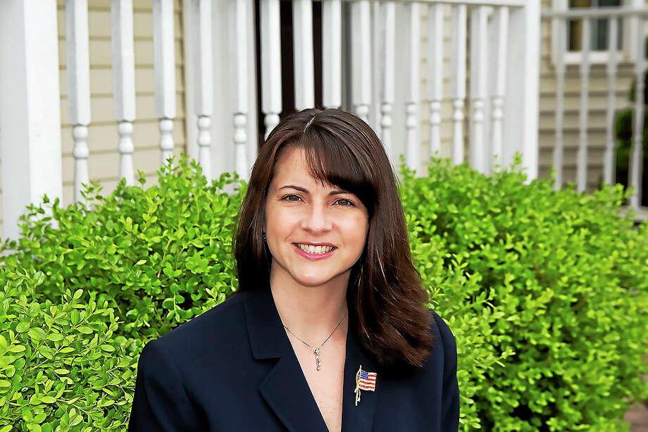 State Rep. Christie Carpino Photo: File Photo