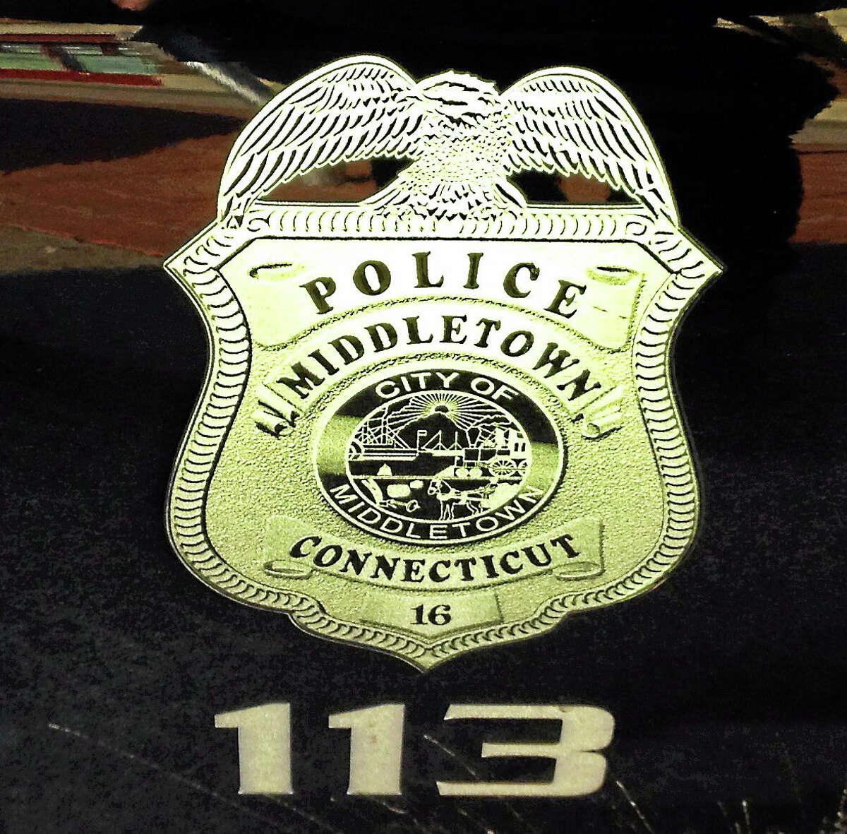 Cassandra Day / The Middletown Press Middletown Police