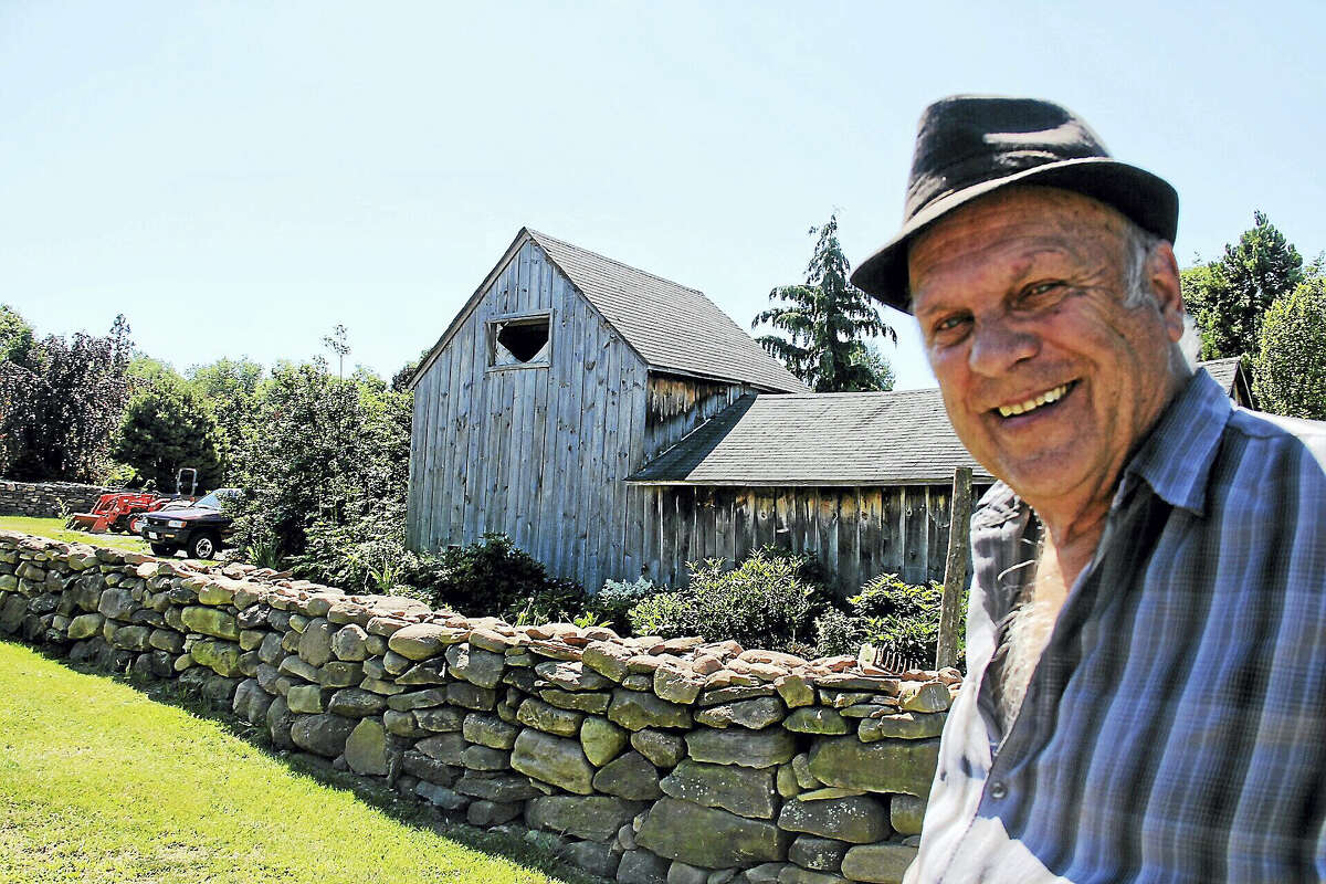 Tim Gastler has plans to eventually host farm-to-table dinners with music and gatherings that feature produce from the farm's organic gardens. He's cofounder of the Kalmia Garden Chamber Music & Arts Foundation in Durham with his daughter Leah Gastler.