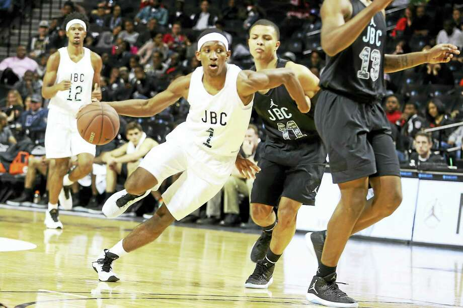 Christian Vital (1) announced on Friday that he will play at UConn next season. Photo: The Associated Press File Photo  / AP