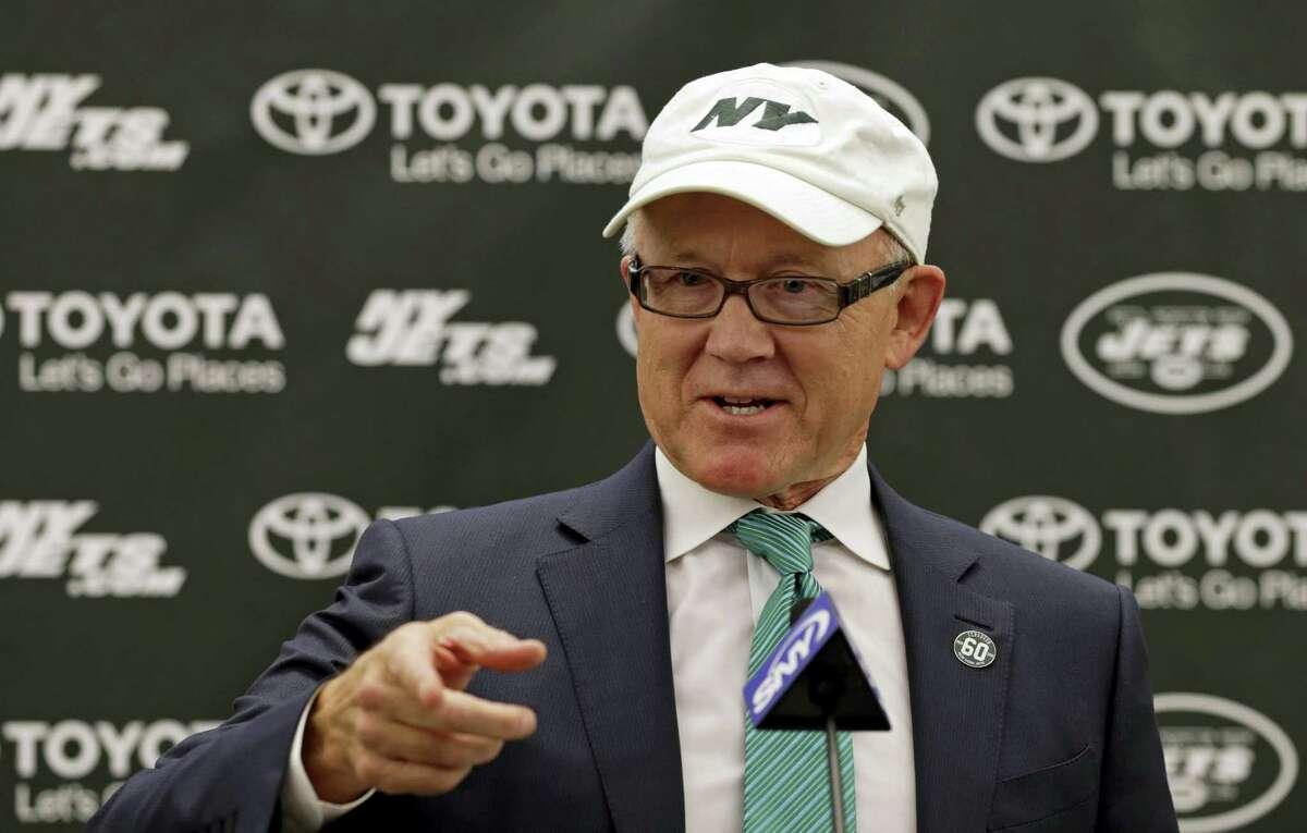 New York Jets owner Woody Johnson.