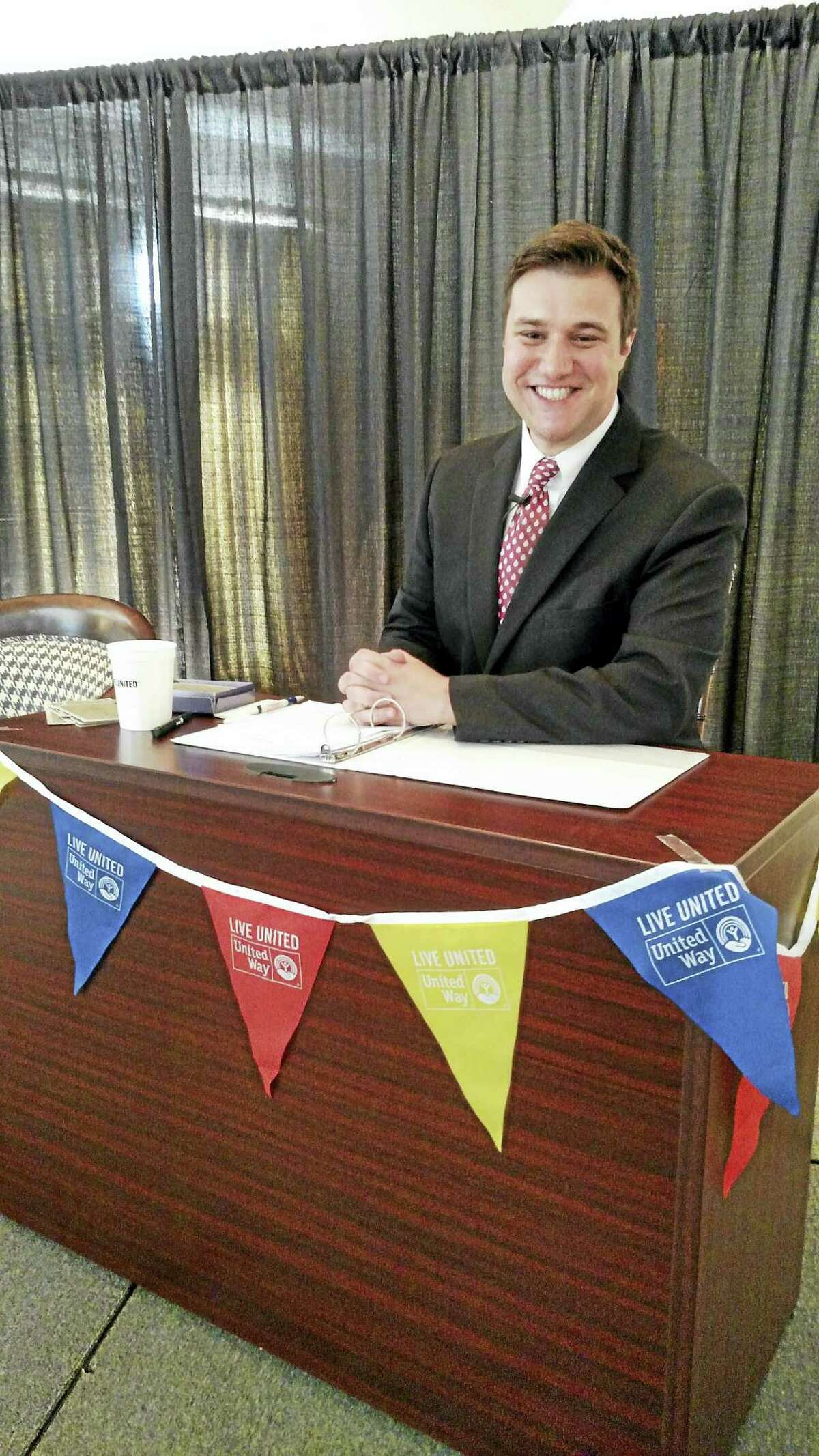 Last year's Middlesex United Way awards breakfast featured a late night talk show theme and emcee Josh Scheinblum from WTNH News 8. This year's event, a morning show emceed by Jamie Muro, will be held at the Elks Club, honoring more than 60 local companies and individuals.