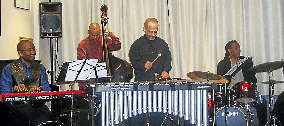 Middletown vibraphonist and Wesleyan University music professor Jay Hoggard performs with his quartet. Photo: Courtesy Photo
