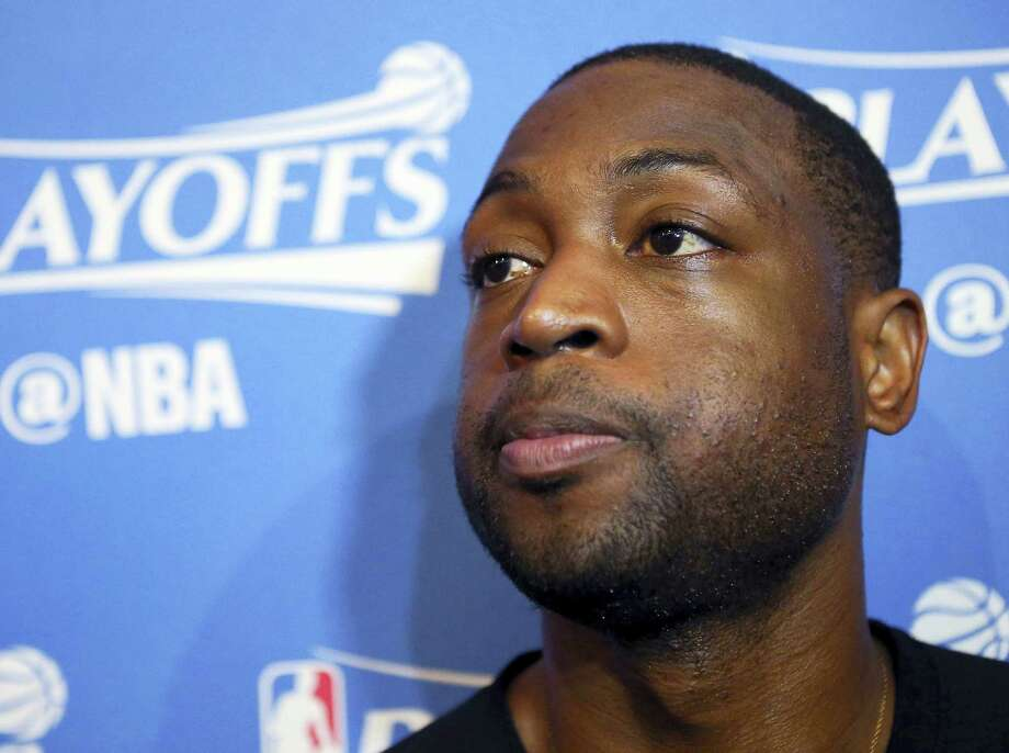 Dwyane Wade has lashed out against his hometown of Chicago's gun laws, calling them weak and saying he's already urged city officials to enact changes to help both citizens and police. Photo: The Associated Press File Photo  / El Nuevo Herald