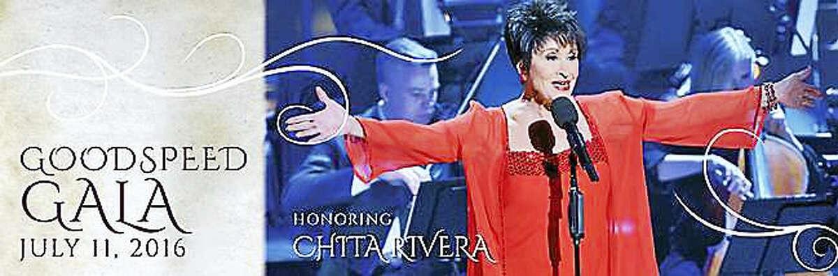 Photo by Joseph Sinnott/Thirteen Productions LLC Goodspeed Musicals will honor Chita Rivera at its annual gala on July 11.