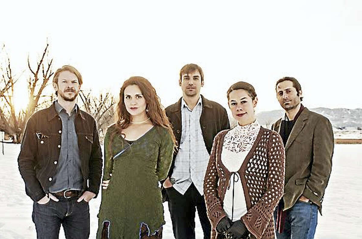 Contributed photoThe folk quintet Elephant Revival will be performing at the Goodspeed Opera House in East Haddam, on Monday, July 18.