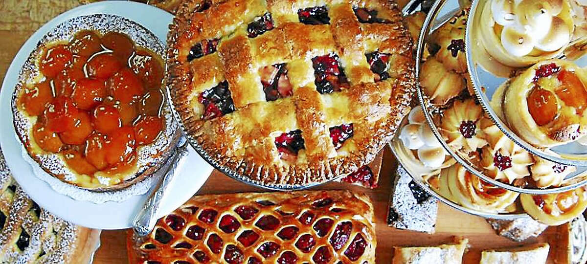 This weekend, baked goods exhibitors compete in six categories: breads, cookies, cakes, pies, cupcakes and the state baking contest, along with a special class for all-American apple pies.