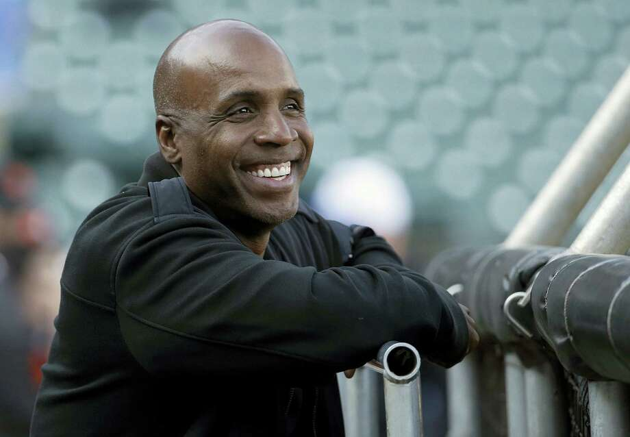 Barry Bonds is back in the major leagues as hitting coach for the Miami Marlins. Photo: The Associated Press File Photo  / AP