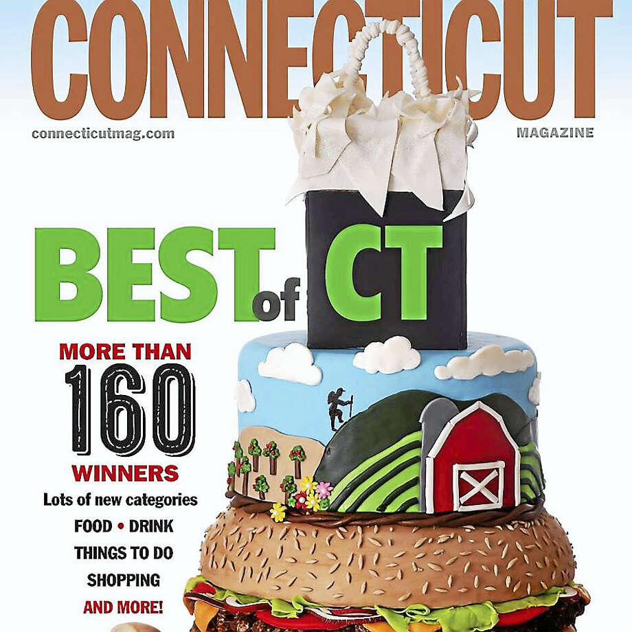 Connecticut Magazine cover Photo: Journal Register Co.