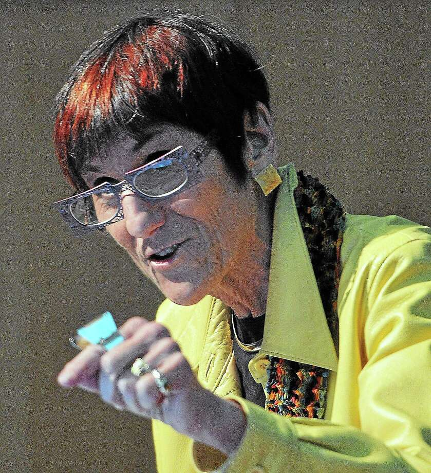 U.S. Rep. Rosa DeLauro Photo: NEW HAVEN REGISTER FILE PHOTO
