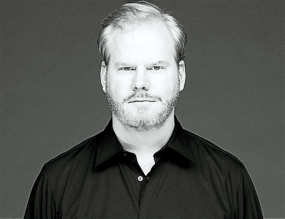Contributed photoComedian Jim Gaffigan will perform two shows at Foxwoods Resort Casino July 15. Photo: Journal Register Co.
