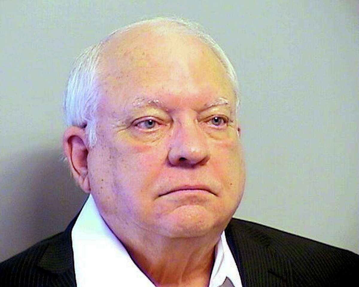 This Tuesday, April 14, 2015 file photo provided by the Tulsa County, Okla., Sheriff's Office shows Robert Bates. Bates, a former Oklahoma volunteer sheriff's deputy who says he mistook his handgun for his stun gun when he fatally shot an unarmed suspect has been convicted of second-degree manslaughter. Jurors announced the verdict Wednesday, April 27, 2016 in the case. The insurance executive fatally shot Eric Harris while working with Tulsa County sheriff's deputies last year. Harris was restrained and unarmed at the time.