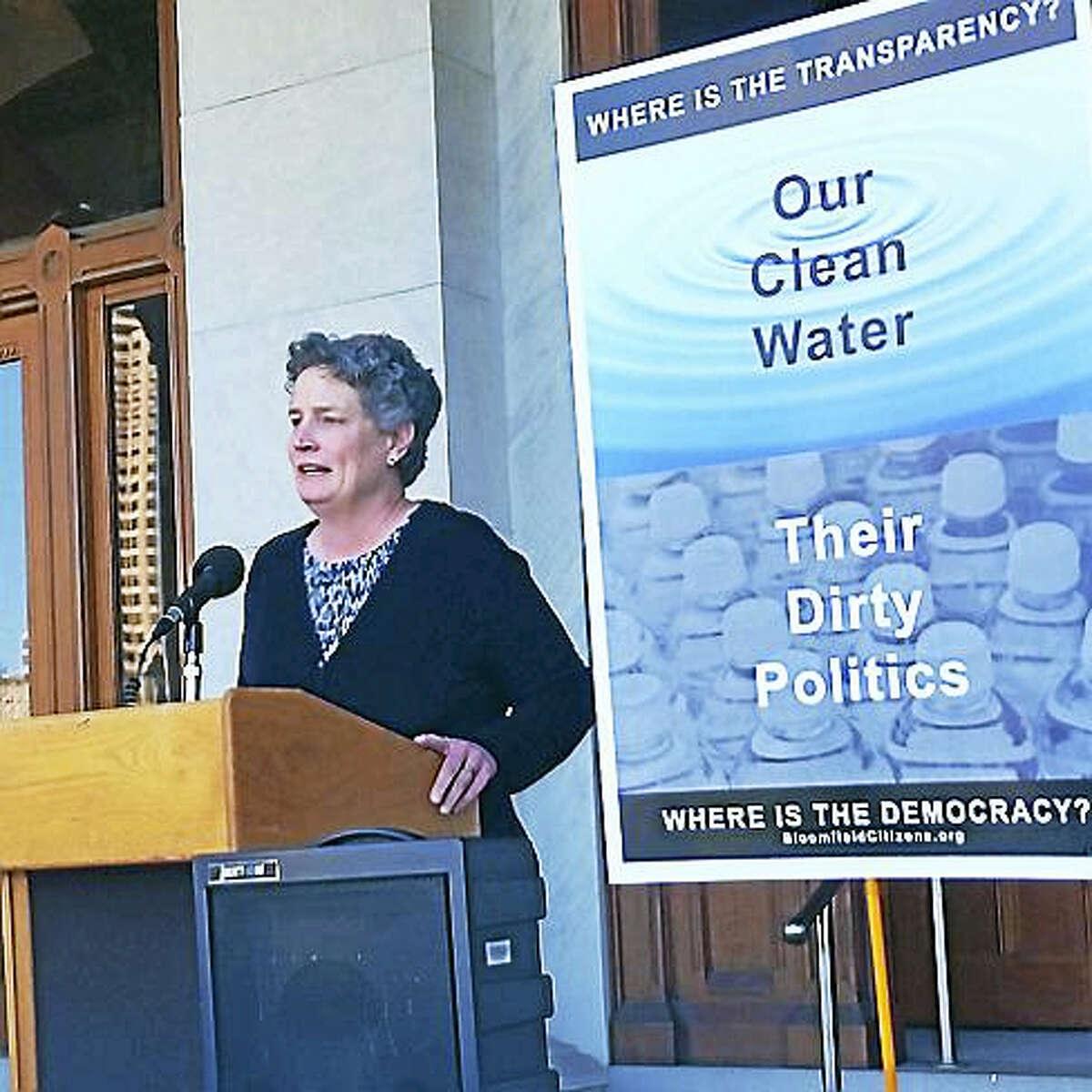 State Sen. Beth Bye, D-West Hartford