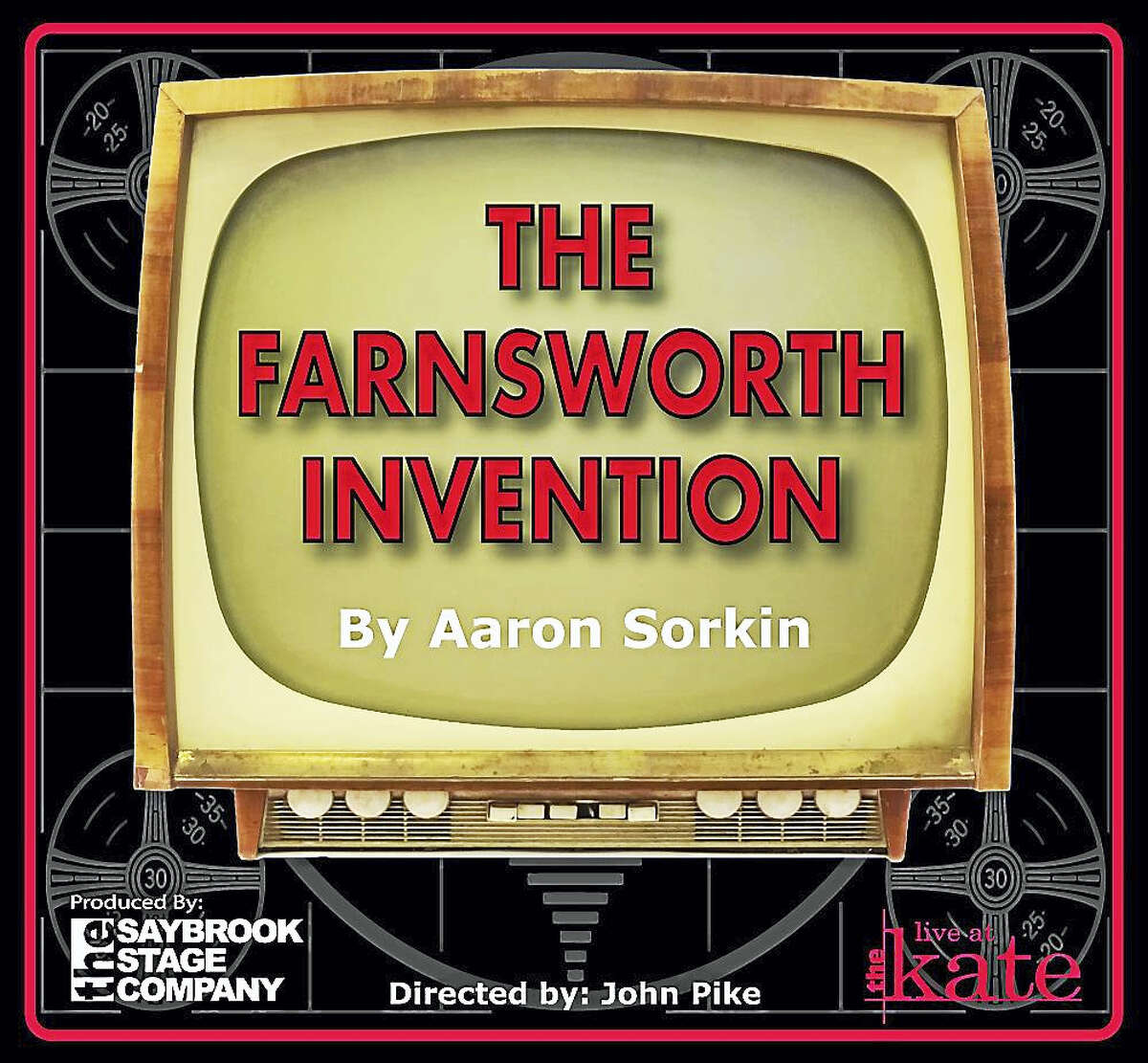 """Contributed photo """"The Farnsworth Invention"""" opens Jan. 19 at The Kate."""