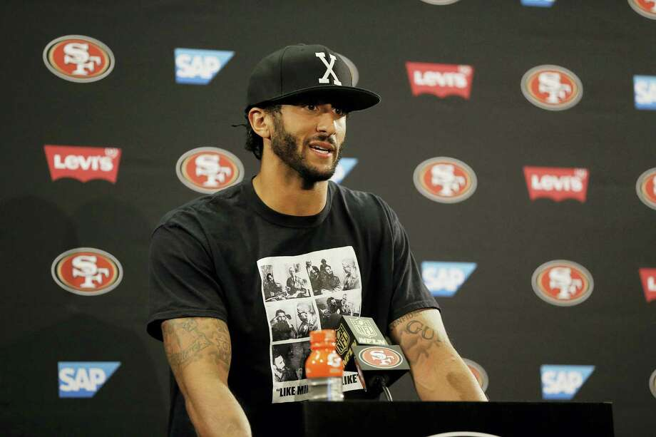 San Francisco 49ers quarterback Colin Kaepernick. Photo: Ben Margot — The Associated Press  / AP