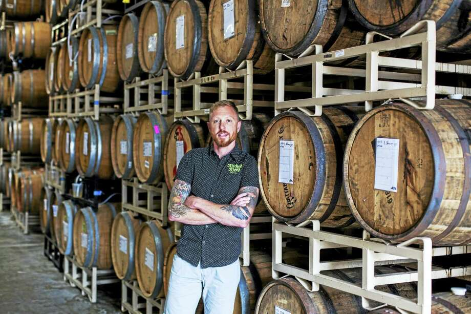Walt Dickinson was disappointed he couldn't find an IPA that he liked in his home state of North Carolina, so he started Wicked Weed Brewing. Photo by Jacob Biba for The Washington Post Photo: For The Washington Post / Jacob Biba