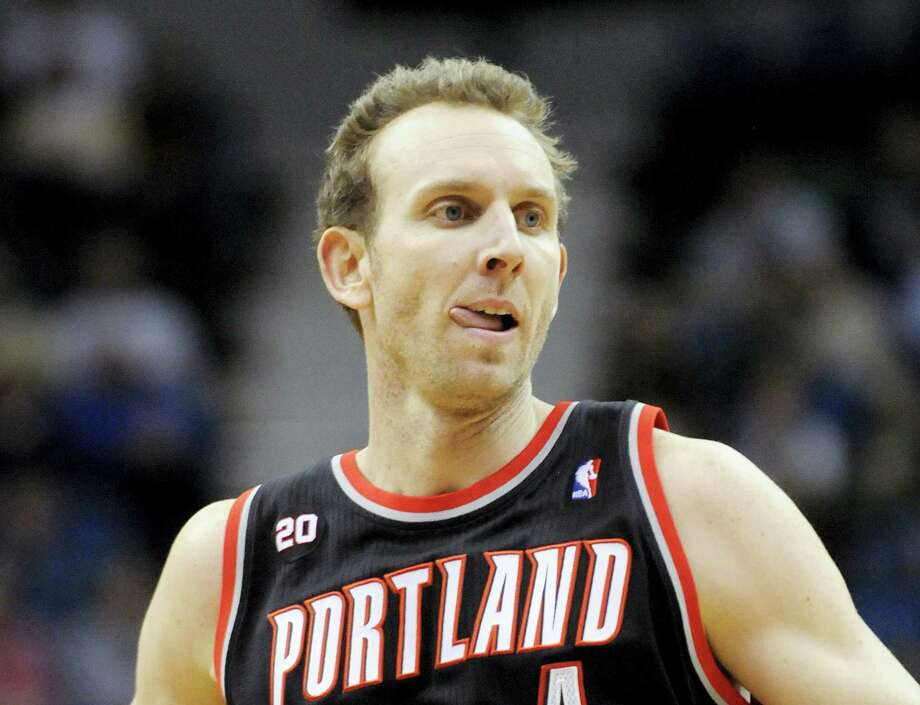 The Brooklyn Nets have hired Sean Marks as their general manager. Marks spent the last five years with the San Antonio Spurs, including the last two as assistant general manager. Photo: The Associated Press File Photo  / AP
