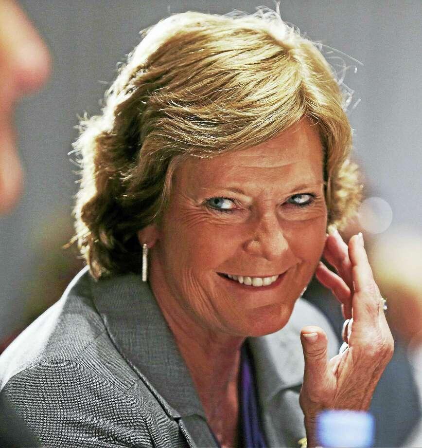 Former Tennessee women's basketball coach Pat Summitt. Photo: The Associated Press File PHOTO  / 2012 AP
