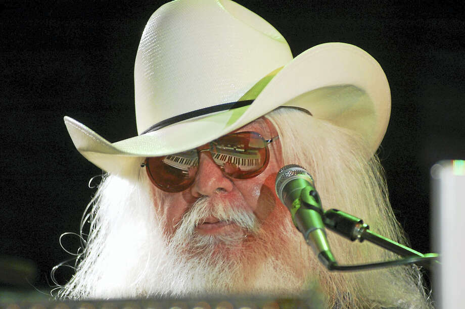 Rock and Roll Hall of Famer Leon Russell will play The Warehouse in Fairfield on Saturday. Photo: Contributed