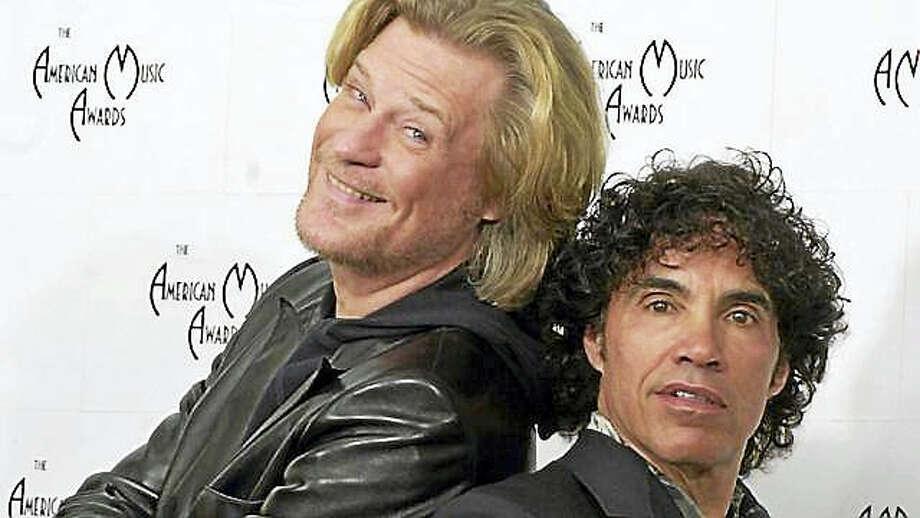 Daryl Hall and John Oates Photo: AP File Photo