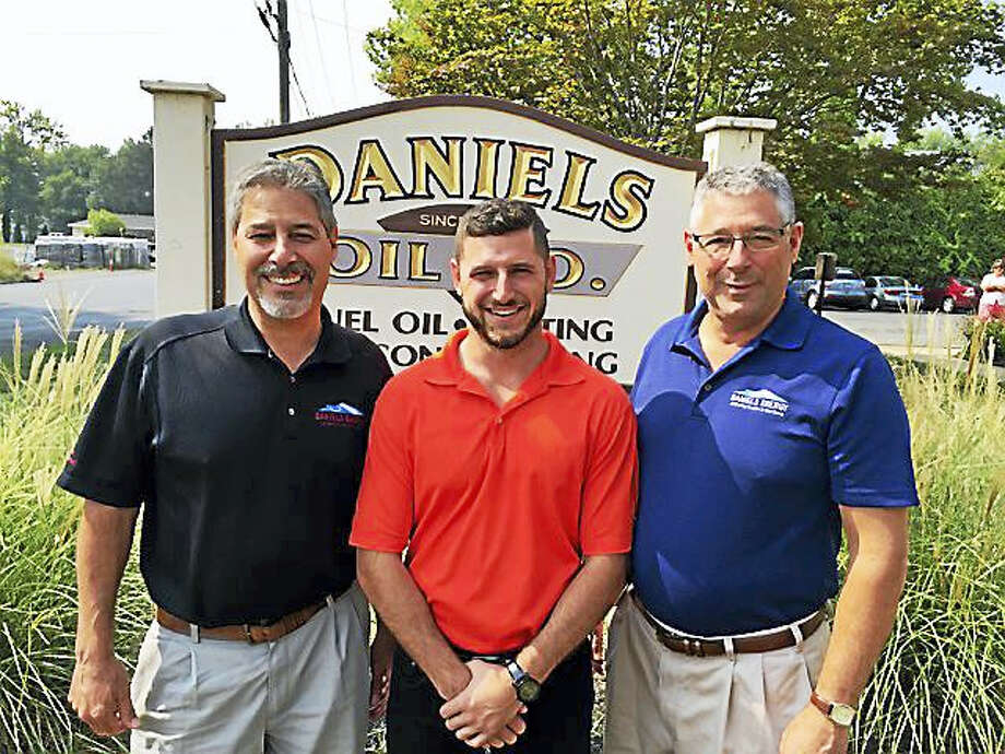 It's all in the family for Middletown's Daniel Energy, which is owned by David, John (David's son) and Robert (David's brother), and has been in business for nearly a century. Photo: Courtesy Photo