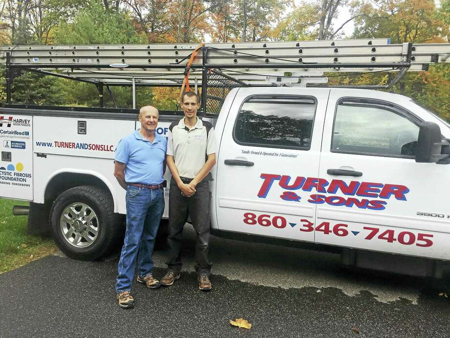 Middletown's Turner & Sons Roofing & Siding ads span 60 years. Photo: Contributed Photo