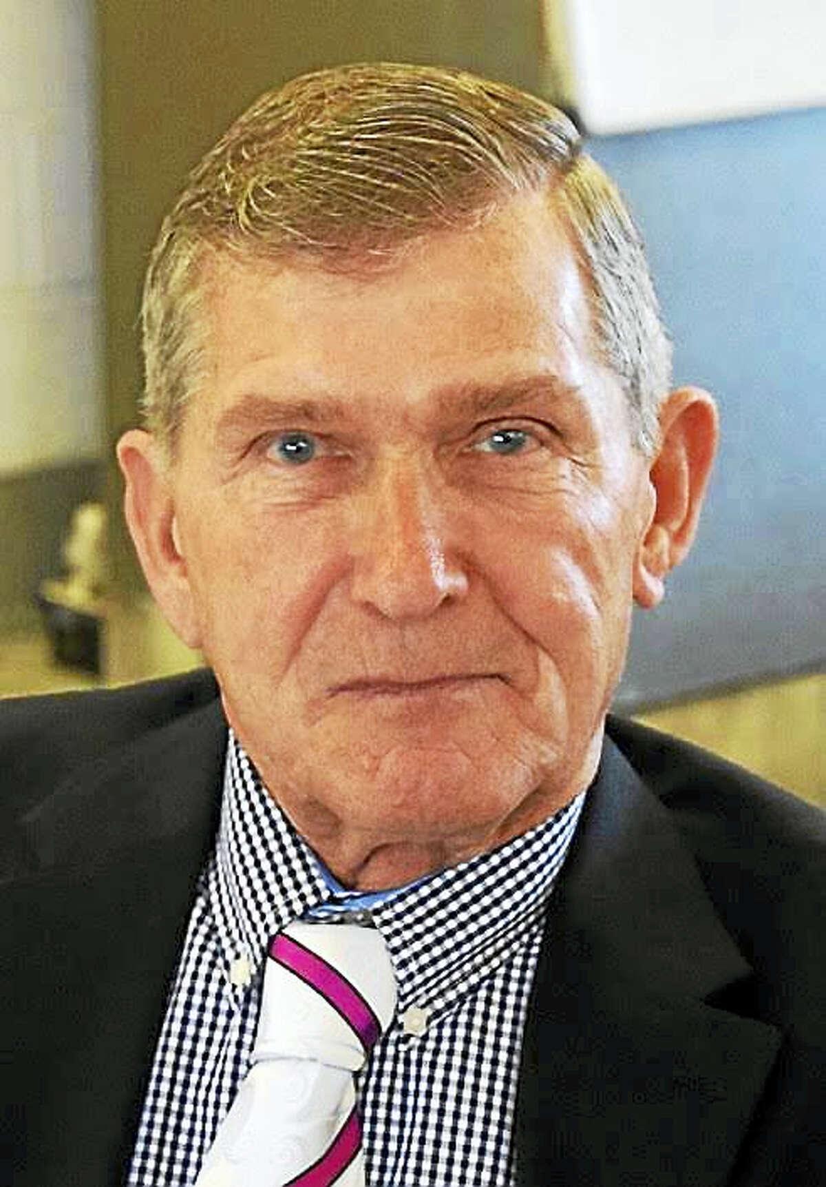 Cromwell Selectman Al Waters