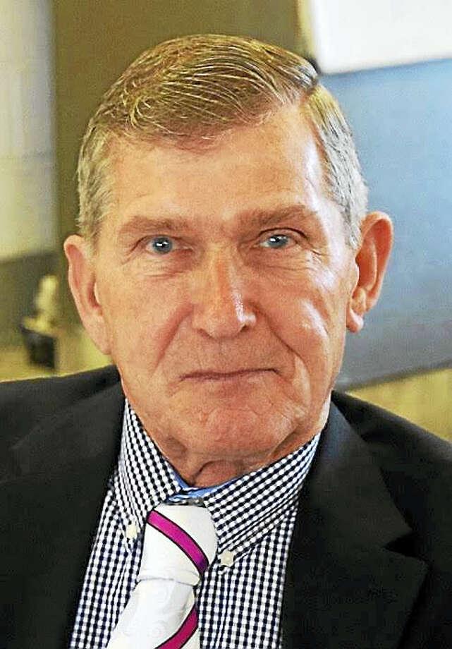 Cromwell Selectman Al Waters Photo: Jay Polke Photo