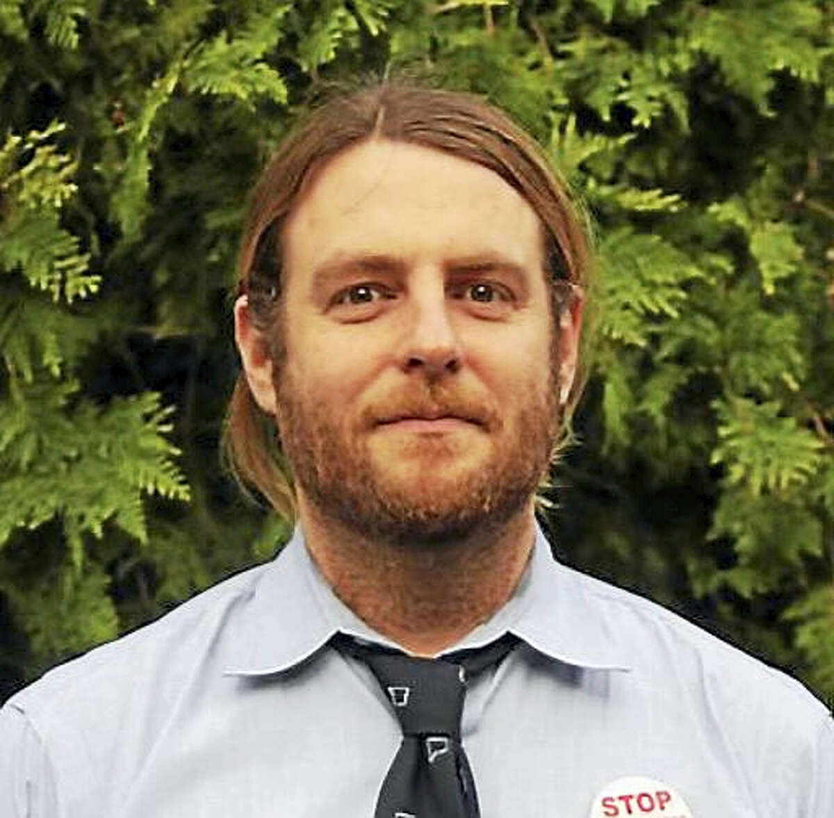 Colin Bennett is the Green Party candidate for the 33rd Senate seat in Connecticut running against Republican incumbent state Sen. Art Linares and Democrat Norm Needleman.