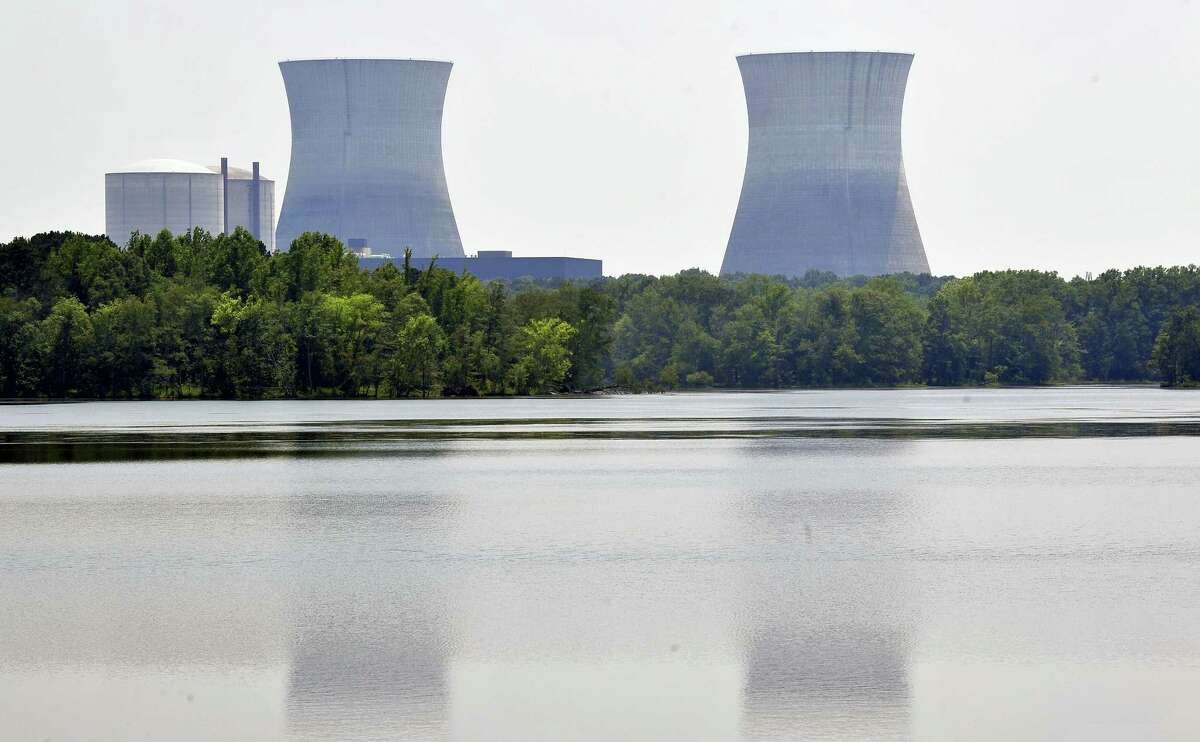 In this June 2, 2011, photo, the Tennessee Valley Authority's Bellefonte Nuclear Plant site in Hollywood, Ala., is seen. The Tennessee Valley Authority is considering whether to sell its unfinished Bellefonte Nuclear Plant in northeast Alabama. The federal utility announced Wednesday, Feb. 17, 2016, it's taking public comments on whether to sell the 1,600-acre site on the Tennessee River.