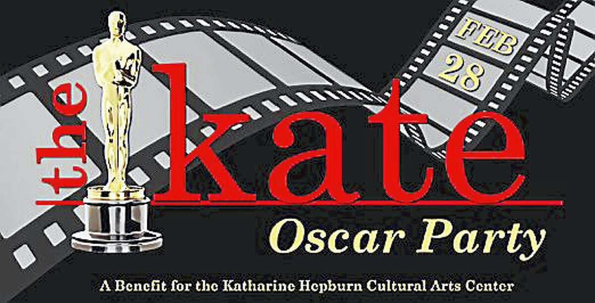 Contributed photoThe Katharine Hepburn Cultural Arts Center will benefit from the upcoming Oscar Party on Feb. 28.