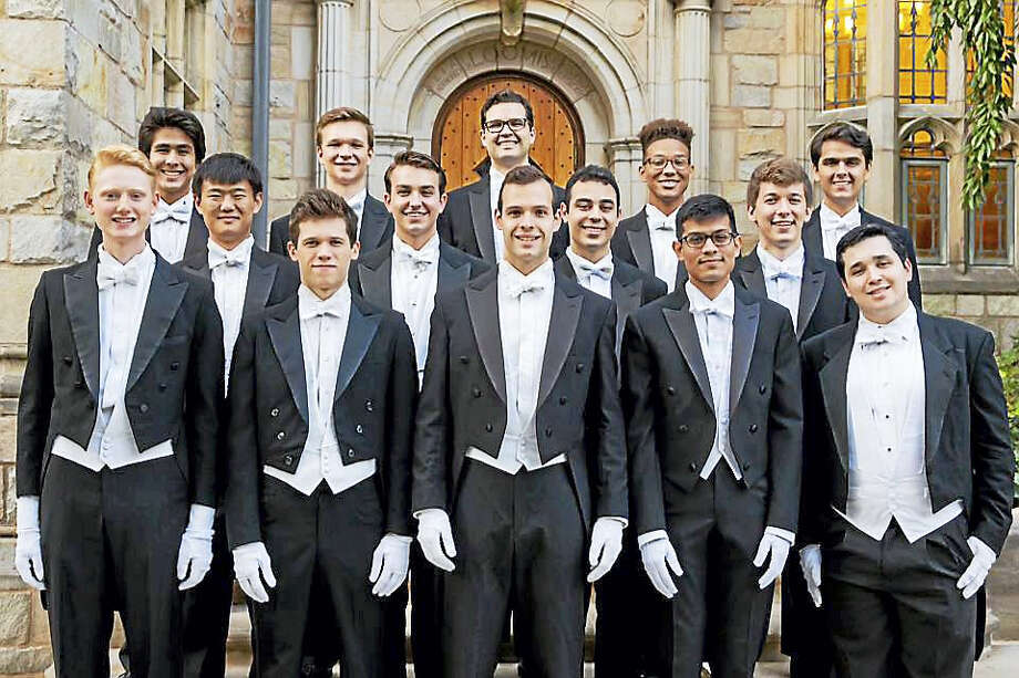 Contributed photo The Westbrook High School Student Council will host a performance by the world famous Yale University Whiffenpoofs a cappella group on March 3, at 7:30 p.m. Photo: Journal Register Co.