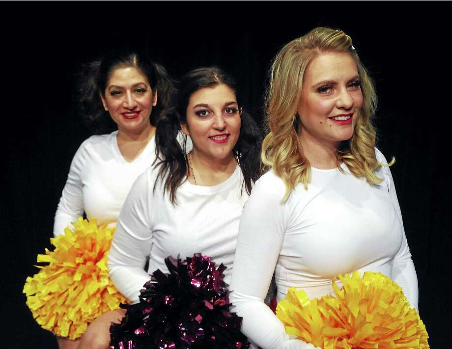 Contributed photos  Kristin Iovene, Meagan Palmer and Maria Pompile star in Vanities, a bittersweet comedy running Feb. 19-March 26 at the Connecticut Cabaret Theatre. Photo: Journal Register Co.